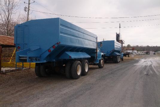 Bulk Haul Truck Bodies