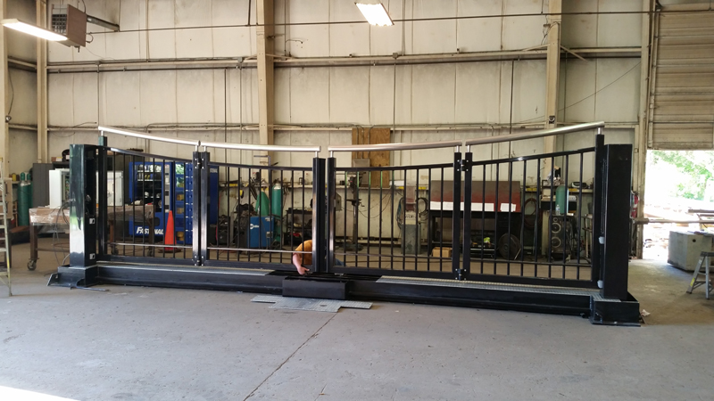 Bavak B-Secure Bottom Track High Speed Security Gate, Amazon Steel Construction, Amazon Steel, CAD Design and Drafting Services, Metalforming, Precision Metalforming Services, Fabrication and Assembly Services, Surface Treatment Services, Certified Welding Services, Agriculture Industry, Construction Industry, Energy Industry, Marine Industry, Security Industry, Metal Fabrication, Custom Metal Forming, Experienced Estimators, Delaware, Maryland, Pennsylvania, Virginia, New Jersey, Milford Delaware, Welding Equipment, Metal Fabrication Project, Surface Treatment Capabilities, Metal Cutting, Component Manufacturing