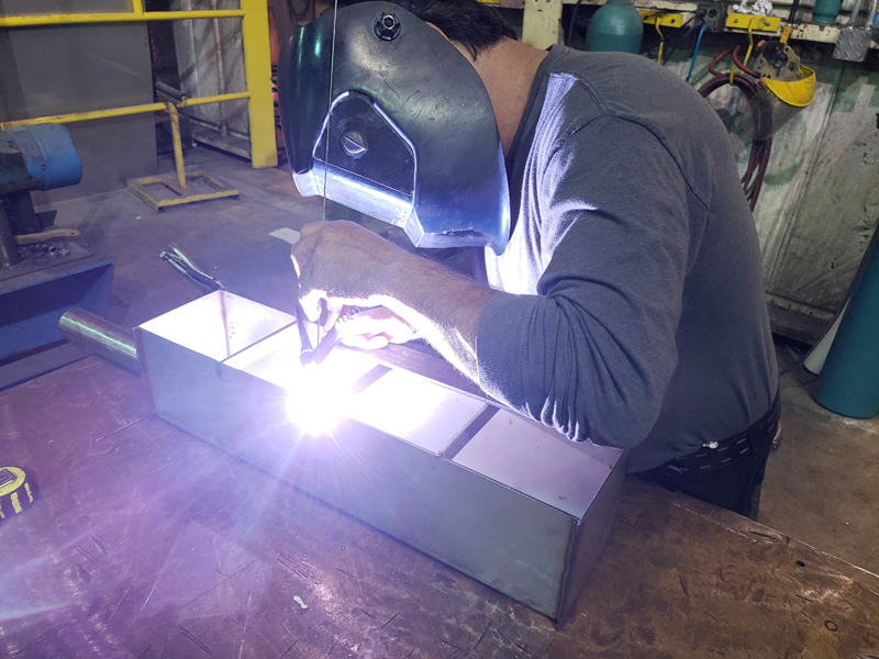 TIG Welding Stainless Steel, Amazon Steel Construction, Amazon Steel, CAD Design and Drafting Services, Metalforming, Precision Metalforming Services, Fabrication and Assembly Services, Surface Treatment Services, Certified Welding Services, Agriculture Industry, Construction Industry, Energy Industry, Marine Industry, Security Industry, Metal Fabrication, Custom Metal Forming, Experienced Estimators, Delaware, Maryland, Pennsylvania, Virginia, New Jersey, Milford Delaware, Welding Equipment, Metal Fabrication Project, Surface Treatment Capabilities, Metal Cutting, Component Manufacturing